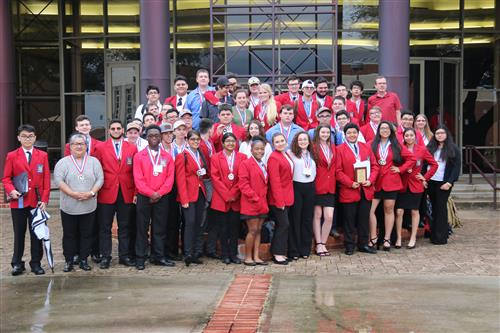 2018 SkillsUSA District Conference