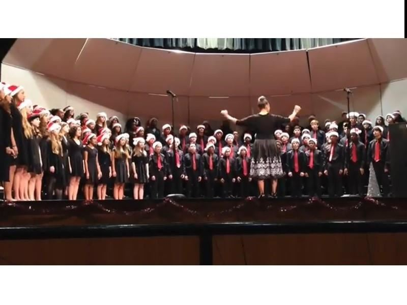 PJH SOUTH CHOIR