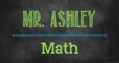 Mr. Ashley