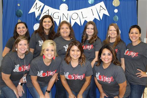Magnolia Third Grade Teachers