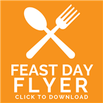 Feast Day Download Button