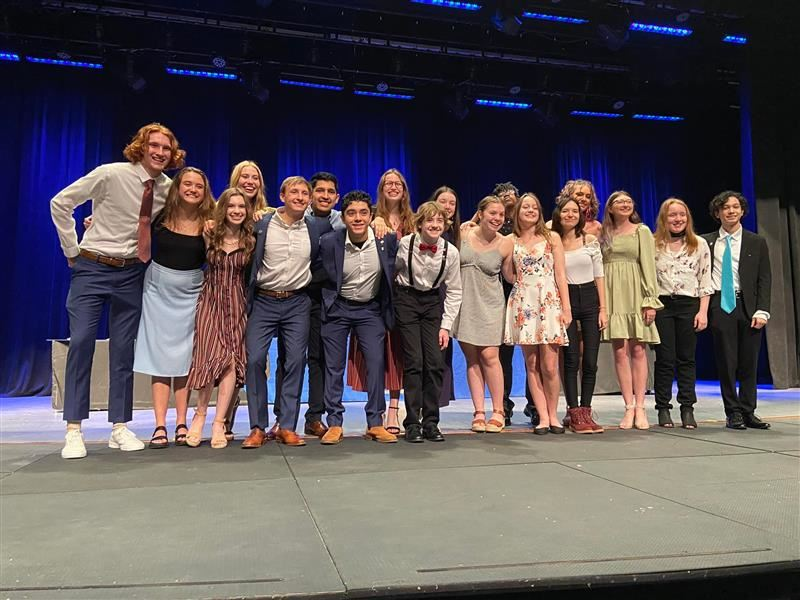 Officers 2020-21 Appreciate the Teachers!