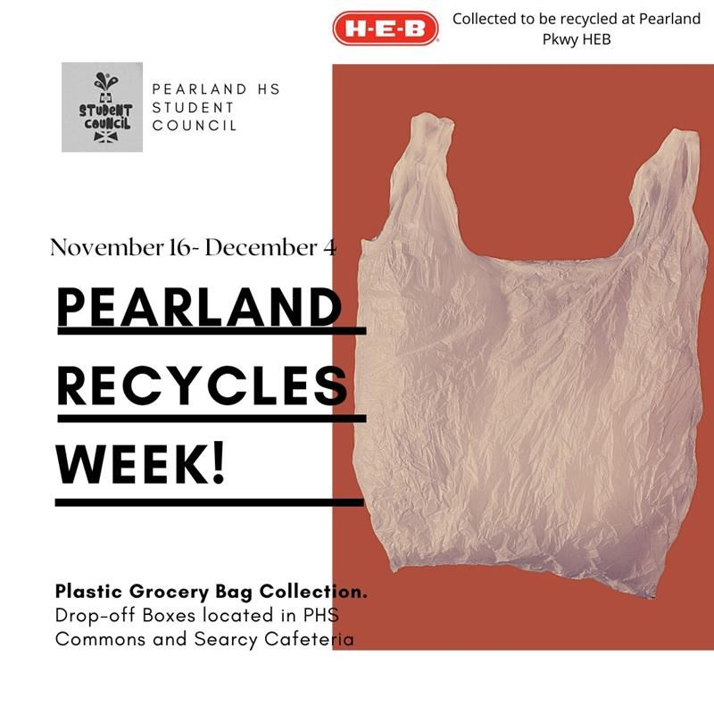 PHS Recycle Week