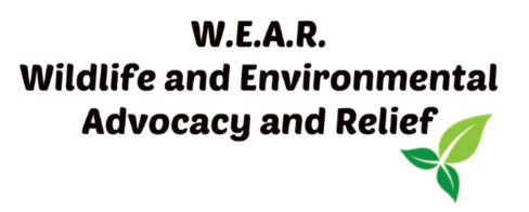 W.E.A.R. Wildlife and Environmental Advocacy and Relief