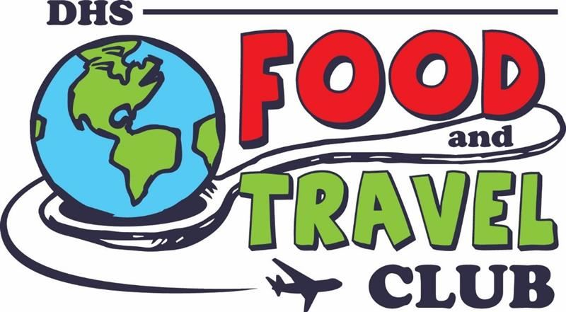 Food and Travel Club Logo