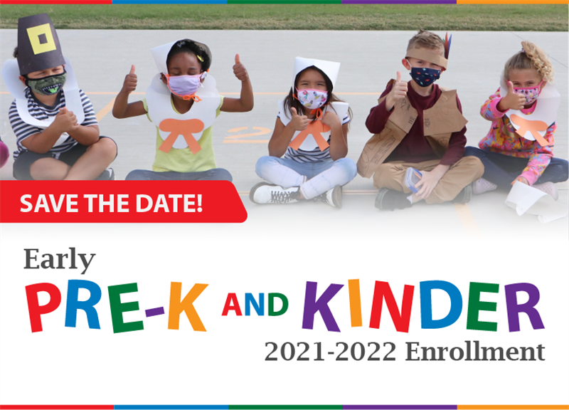 Early Pre-K and Kinder enrollment
