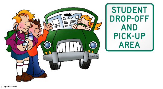 Parent Drop Off & Pickup