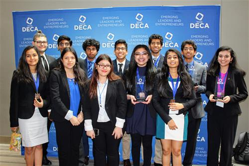 DHS DECA