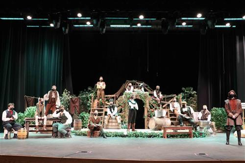 "PHS's Pearland Theatre presents ""The Twelve Huntsmen"""