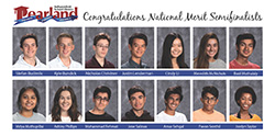 Fourteen Pearland ISD students competing for National Merit scholarships