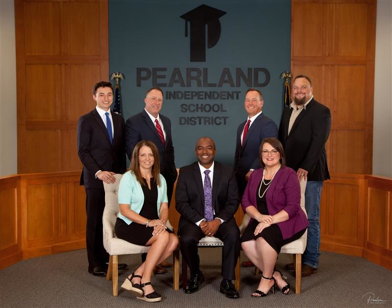 Pearland ISD Board of Trustees