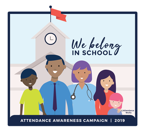 District celebrates Attendance Awareness Month