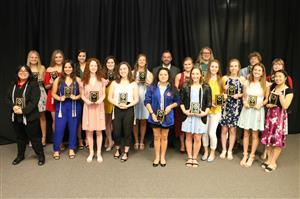 All-A Banquet honors students with top grades