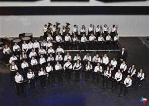 Foundation for Music Education honors Pearland ISD bands