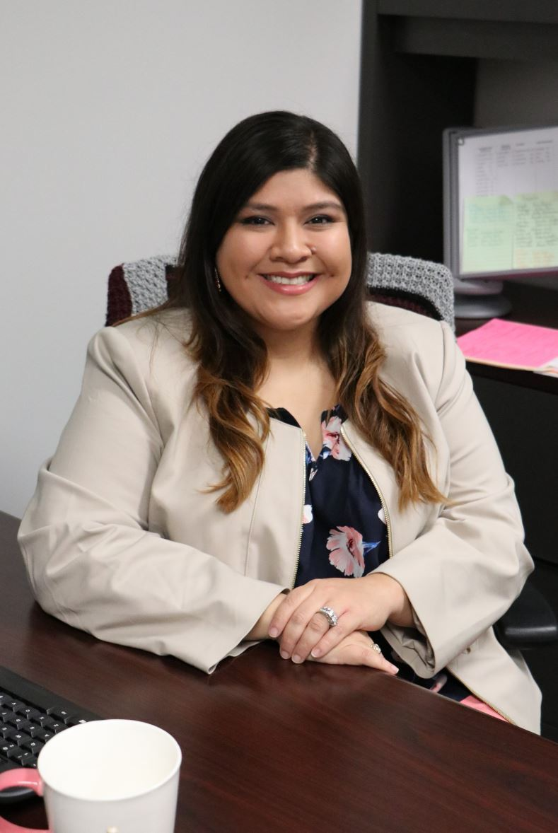 District educator receives state-wide recognition as Bilingual/ESL Secondary Teacher of the Year