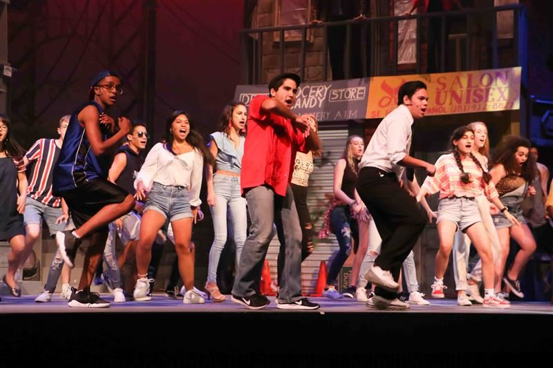 "DHS's Ovation Theatre presents production of musical ""In the Heights"""