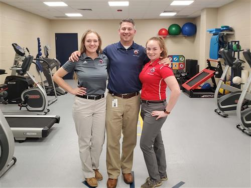 DHS recognized with National Athletic Trainers' Association Safe Sports School Award