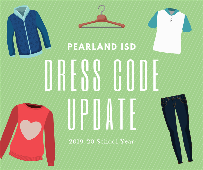 District updates student dress code for 2019-20