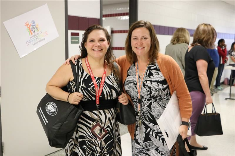 District welcomes 111 incoming teachers