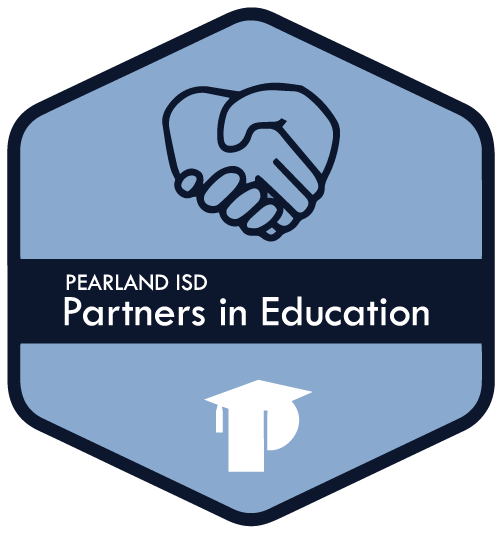Pearland ISD Partners in Education