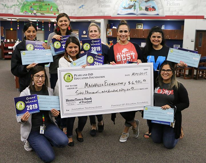 Education Foundation awards $114,000 to support educational projects