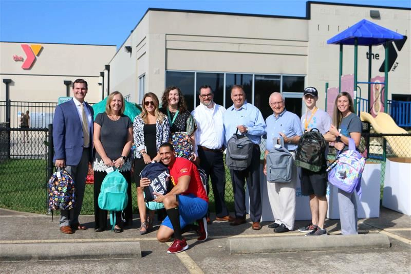 YMCA Operation Backpack kicks off July 9
