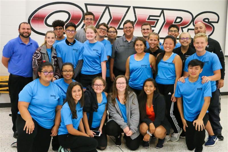 "Pearland High School's ""Pride of Pearland"" Marching Band selected to perform at Rose Parade in California"