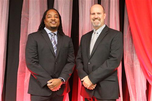 Hayes, Dr. Allen named 2019 Principals of the Year