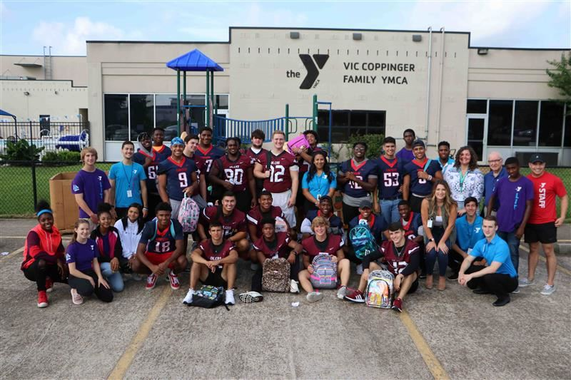 YMCA Operation Backpack provides students with the tools for academic success