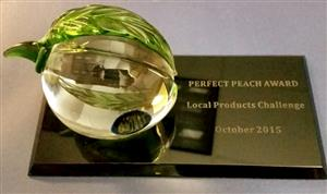 Perfect Peach Award