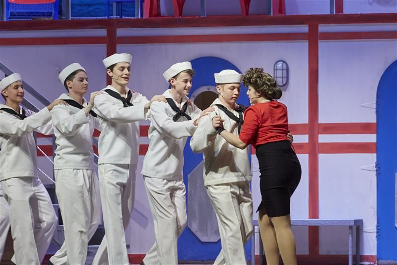 Anything Goes Supporting Actress
