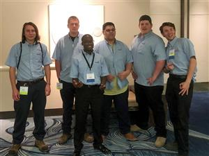 PHS and TCCHS represent district at Texas SkillsUSA competition
