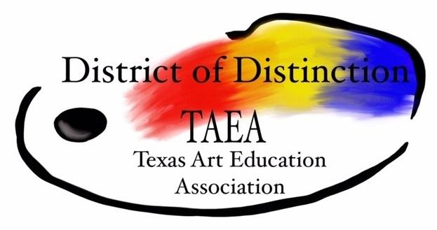 Pearland ISD awarded Inaugural 'District of Distinction' Award from Texas Art Education Association