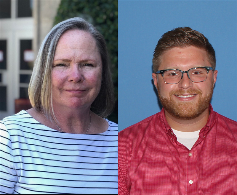 Long, Grimmett named 2020 Teachers of the Year