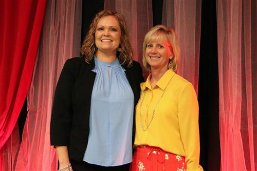 Petri, Wonders named 2019 Teachers of the Year