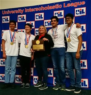 DHS teams place at UIL Academic State Meet