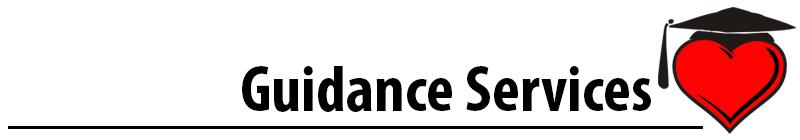 Guidance Services header