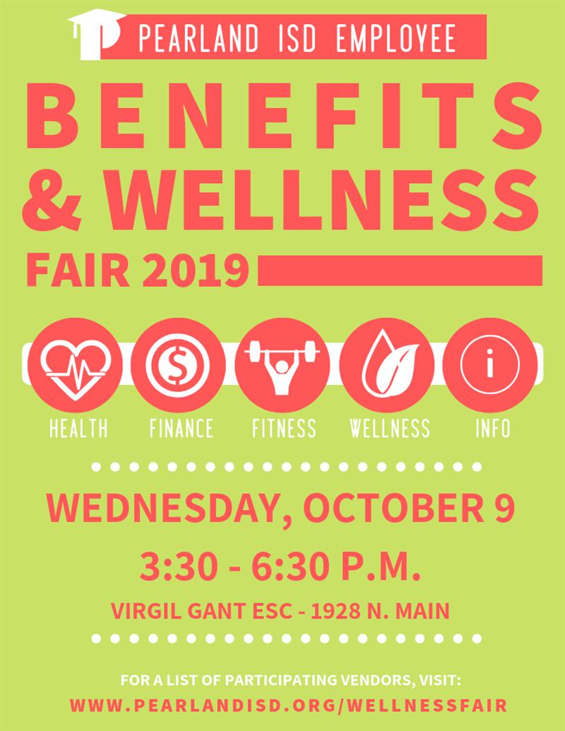 Benefits & Wellness Fair