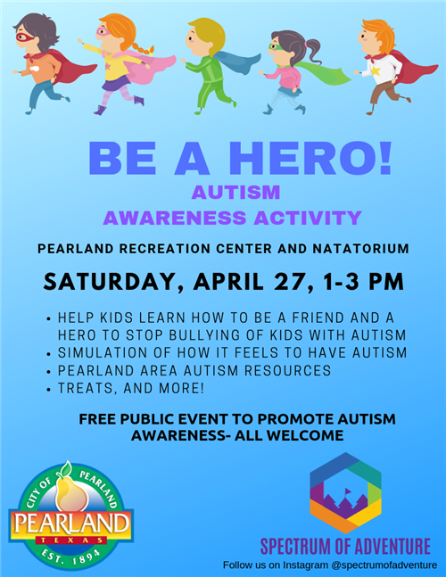 Autism Awareness Activity