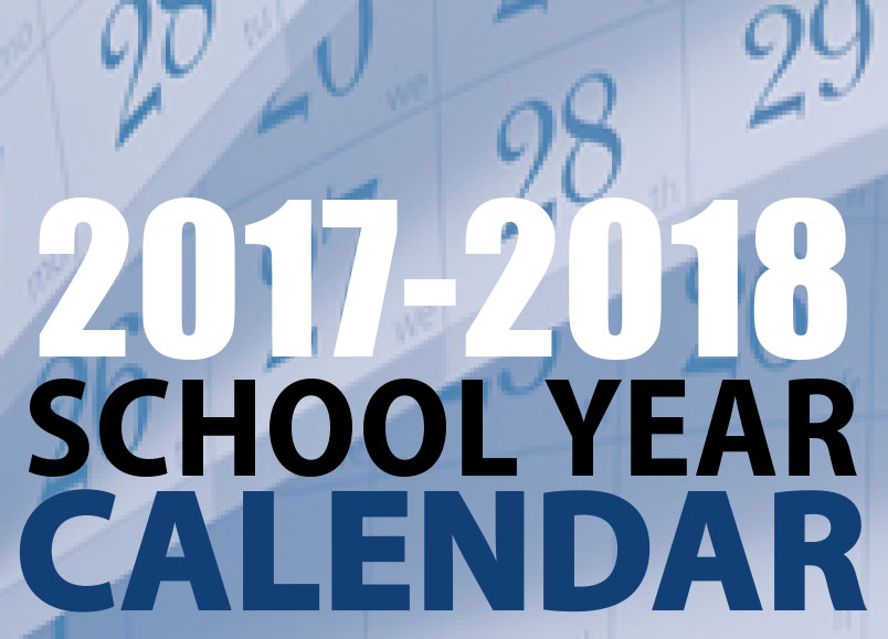 School Calendar. 2017-18 Calendar (Print Version) Hamden Public