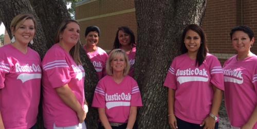 Rustic Oak Kinder Teachers