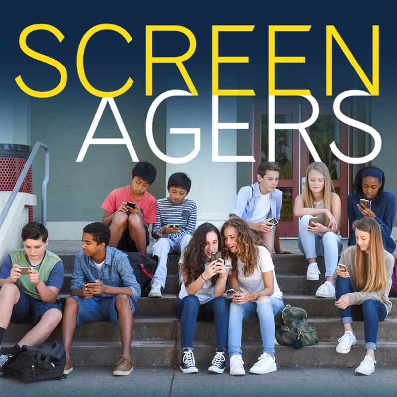 Read the full story about District presents two showings of SCREENAGERS