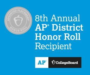 Read the full story about District placed on College Board's AP District Honor Roll