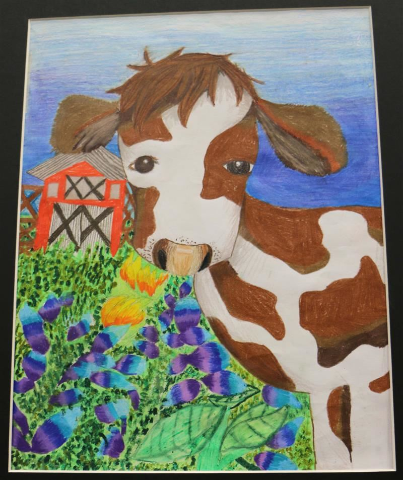 Read the full story about Fifteen students to display art at Houston Rodeo
