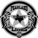Pearland Lions Club Logo
